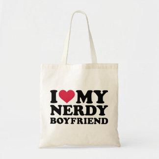 I love my nerdy boyfriend bags