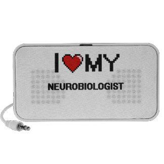 I love my Neurobiologist Travel Speaker