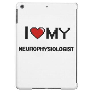 I love my Neurophysiologist iPad Air Cases