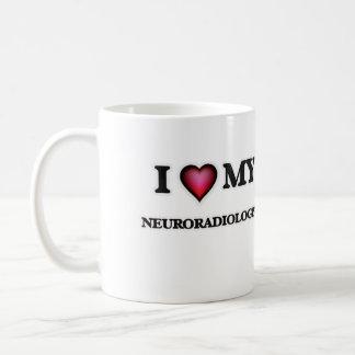 I love my Neuroradiologist Coffee Mug