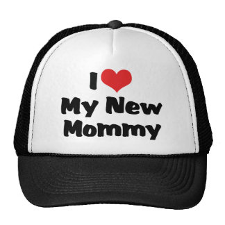 I Love My New Mommy Hat