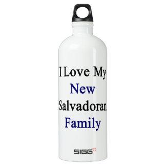 I Love My New Salvadoran Family SIGG Traveler 1.0L Water Bottle
