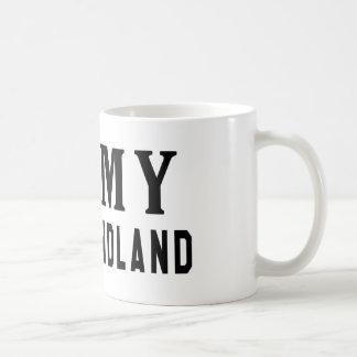 I Love My Newfoundland Coffee Mug