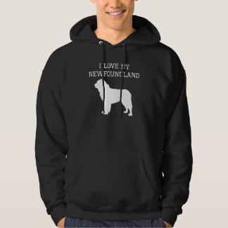 I Love My Newfoundland Hoodie