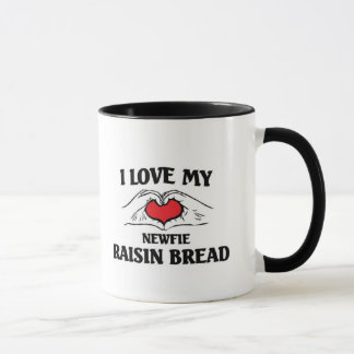 I love my Newfoundland Raisin Bread Mug