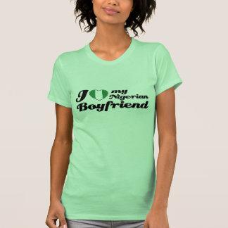 I love my Nigerian Boyfriend Tee Shirt