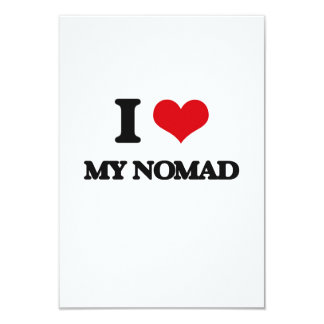 I Love My Nomad Announcement