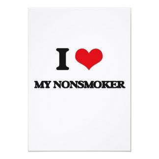 I Love My Nonsmoker Card