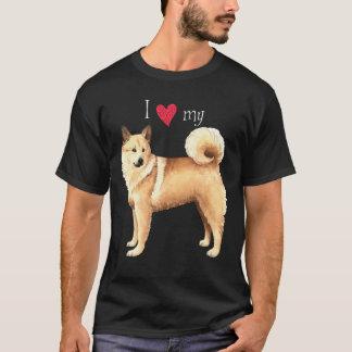 I Love my Norwegian Buhund T-Shirt