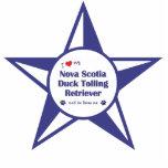 I Love My Nova Scotia Duck Tolling Retriever (He) Photo Cutouts
