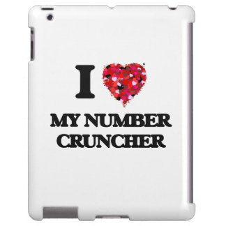 I Love My Number Cruncher