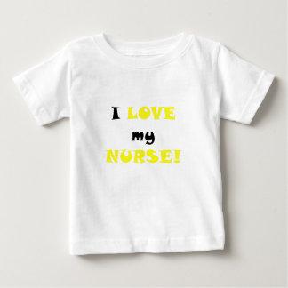 I Love my Nurse Shirt