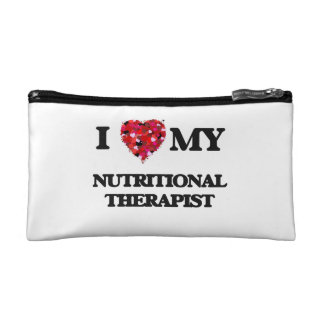 I love my Nutritional Therapist Cosmetic Bag