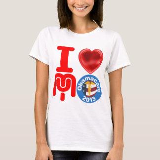 I Love My Obamacare T-Shirt