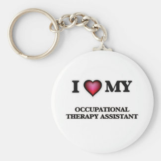I love my Occupational Therapy Assistant Keychain