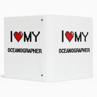 I love my Oceanographer Binders