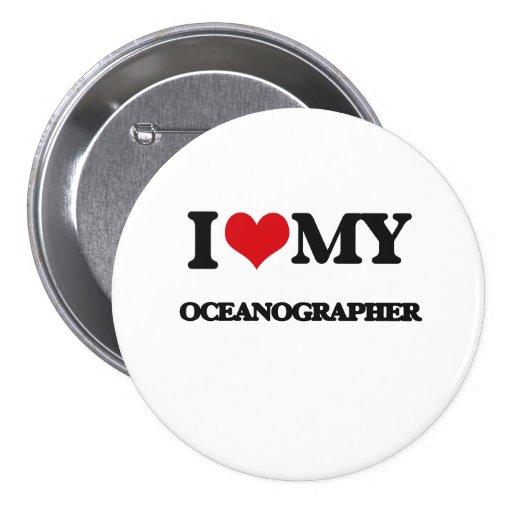 I love my Oceanographer Pins