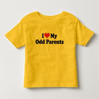 I Love My Odd Parents T-Shirt