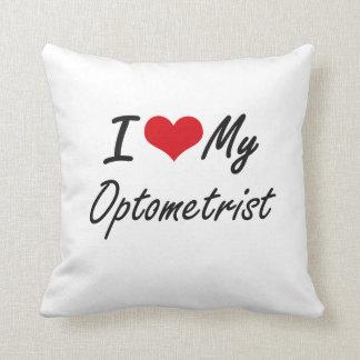 I love my Optometrist Pillow