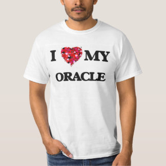 I love my Oracle T-Shirt