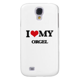 I Love My ORGEL Samsung Galaxy S4 Cover