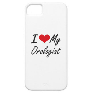 I love my Orologist iPhone 5 Cover