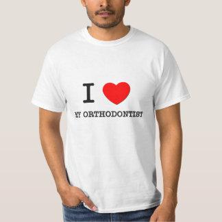 I Love My Orthodontist Shirt