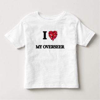 I Love My Overseer Tshirt