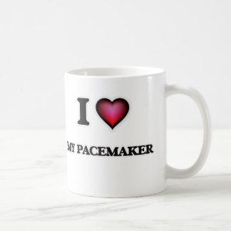 I Love My Pacemaker Coffee Mug