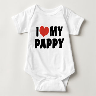 I Love My Pappy T Shirt