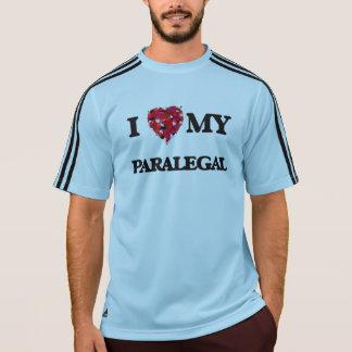 I love my Paralegal T Shirt