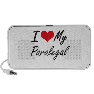 I love my Paralegal Travel Speakers