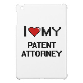 I love my Patent Attorney Cover For The iPad Mini