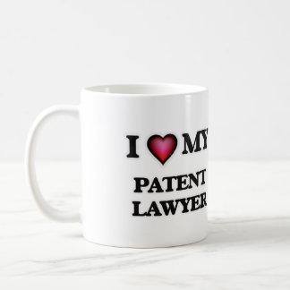 I love my Patent Lawyer Coffee Mug