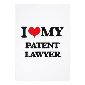 I love my Patent Lawyer Invites