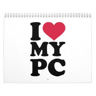 I love my PC Calendar