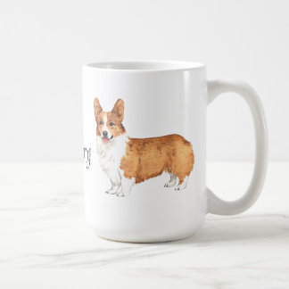 I Love my Pembroke Welsh Corgi Coffee Mug