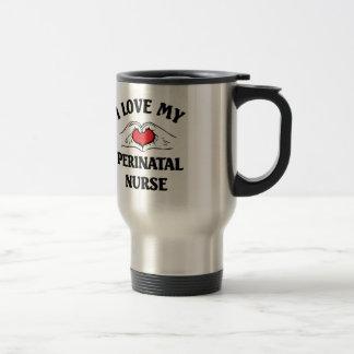 I love my Perinal Nurse Travel Mug