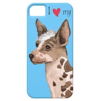 I Love my Peruvian Inca Orchid iPhone SE/5/5s Case