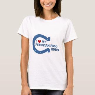 I love my Peruvian Paso Horse T-Shirt