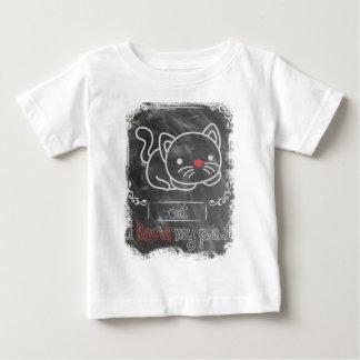 I Love My Pet Cat Animals T Shirt