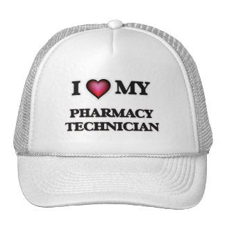 I love my Pharmacy Technician Trucker Hat