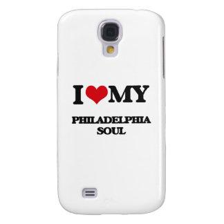 I Love My PHILADELPHIA SOUL Samsung Galaxy S4 Case