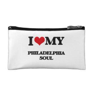 I Love My PHILADELPHIA SOUL Cosmetic Bag