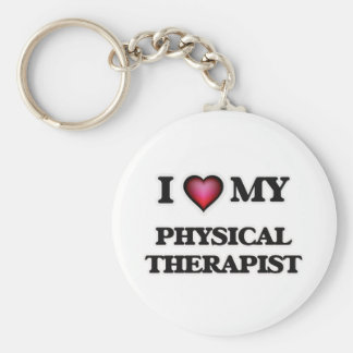 I love my Physical Therapist Keychain