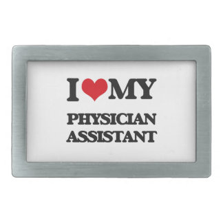 I love my Physician Assistant Rectangular Belt Buckle