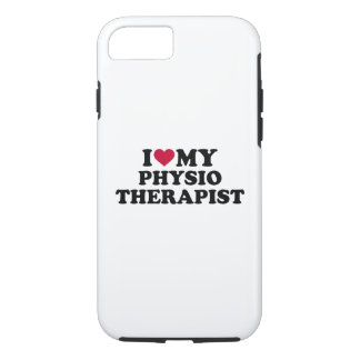 I love my physiotherapist iPhone 7 case