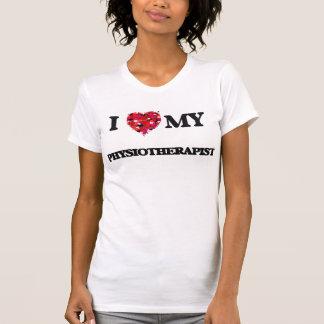 I love my Physiotherapist Tee Shirt