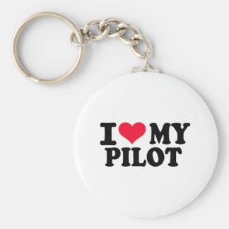 I love my Pilot Key Chain