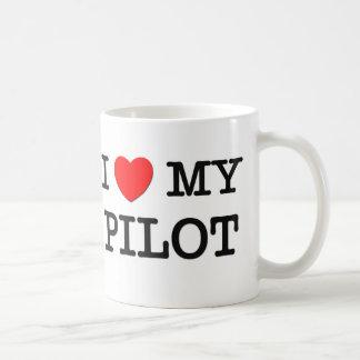 I Love My PILOT Coffee Mugs